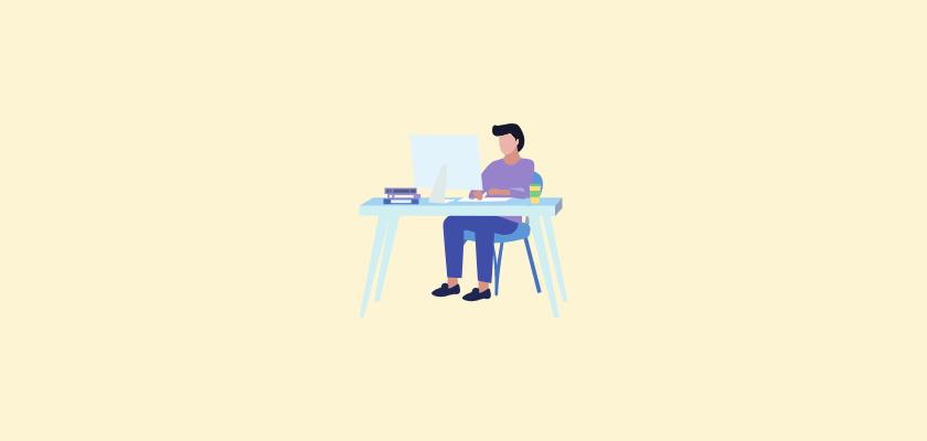 Oturarak çalışanlara tavsiyeler